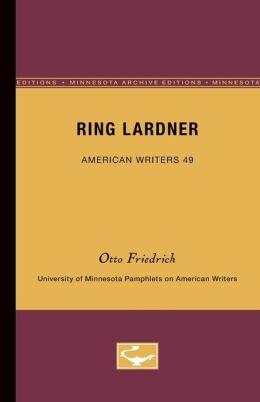 Ring Lardner