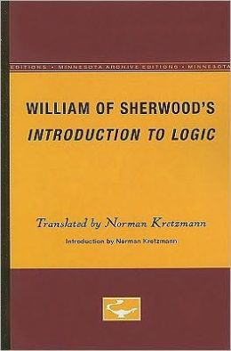 William of Sherwoods-Logic