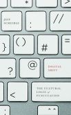 Book Cover Image. Title: Digital Shift:  The Cultural Logic of Punctuation, Author: Jeff Scheible