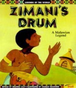 Zimani's Drum: A Malawian Legend