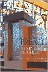 Born to Preach: Essays in Honor of the Ministry of Henry and Ella Mitchell
