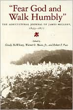 Fear God and Walk Humbly: The Agricultural Journal of James Mallory