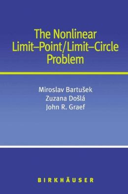 The Nonlinear Limit-Point/Limit-Circle Problem