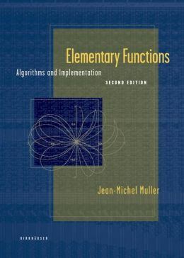 Elementary Functions: Algorithms and Implementation