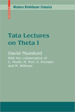 Tata Lectures on Theta I