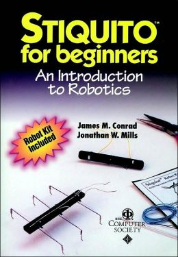 STIQUITO for Beginners: An Introduction to Robotics, Robot Kit Included