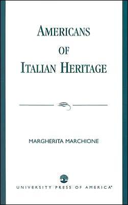 Americans of Italian Heritage
