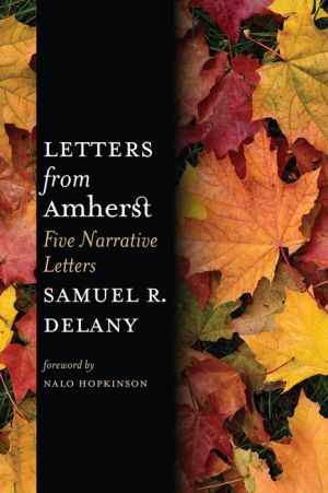 Book Letters from Amherst: Five Narrative Letters