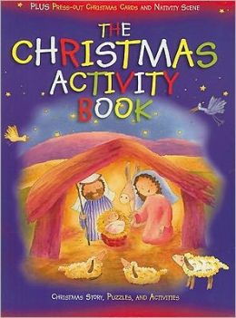 The Christmas Activity Book: A Counting Story