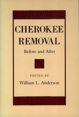 Cherokee Removal: Before and After