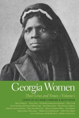 Georgia Women: Their Lives and Times