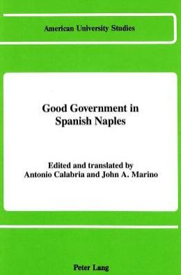 Good Government in Spanish Naples