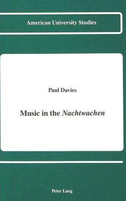 Music in the Nachtwachen