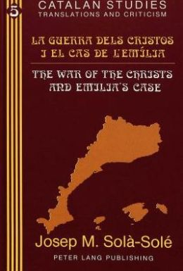 War of the Christs and Emilia's Case