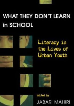 What They Don't Learn in School: Literacy in the Lives of Urban Youth