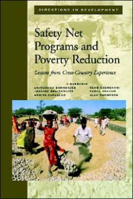 Safety Net Programs and Poverty Reduction: Lessons from Cross-Country Experience
