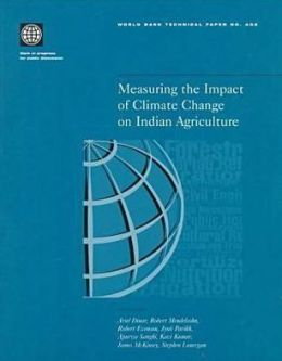 Measuring the Impact of Climate Change on Indian Agriculture
