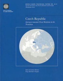 Czech Republic: Intergovernmental Fiscal Relations in the Transition