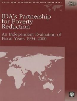 IDA's Partnership for Poverty Reduction: An Independent Evaluation of Fiscal Years 1994-2000