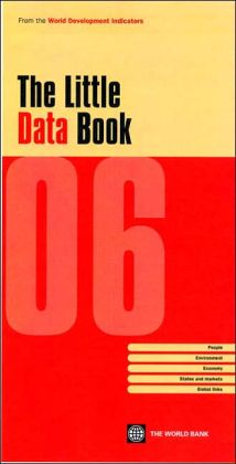 Little Data Book 2006 World Bank