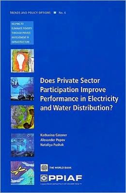 Does Private Sector Participation Improve Performance in Electricity and Water Distribution?