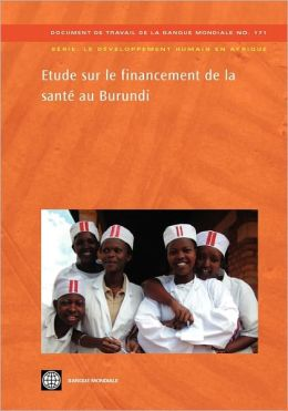 Burundi: Health Care Financing