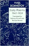 Early Poems: 1947-1959