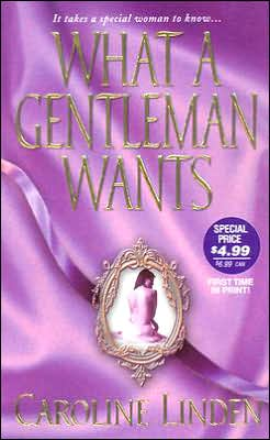 What a Gentleman Wants