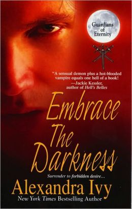 Embrace the Darkness (Guardians of Eternity Series #2)