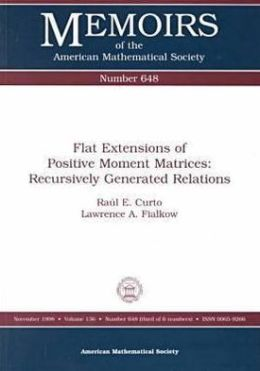 Flat Extensions of Positive Moment Matrices: Recursively Generated Relations