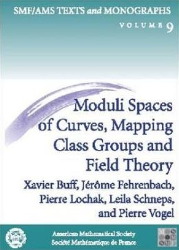 Moduli Spaces of Curves