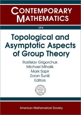 Topological and Asymptotic Aspects of Group Theory