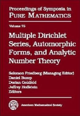 Multiple Dirichlet Series, Automorphic Forms, and Analytic Number Theory