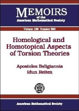 Homological and Homotopical Aspects of Torsion Theories