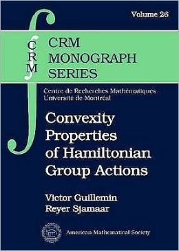 Convexity Properties of Hamiltonian Group Actions