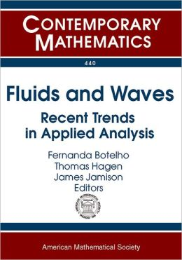 Fluids and Waves: Recent Trends in Applied Analysis