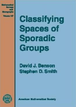 Classifying Spaces of Sporadic Groups