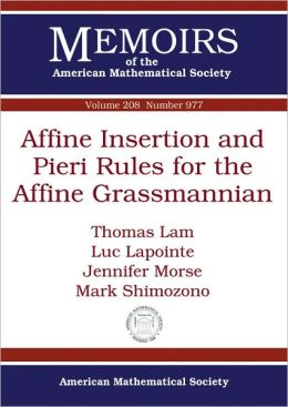 Affine Insertion and Pieri Rules for the Affine Grassmannian