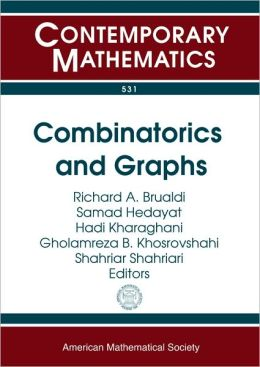 Combinatorics and Graphs