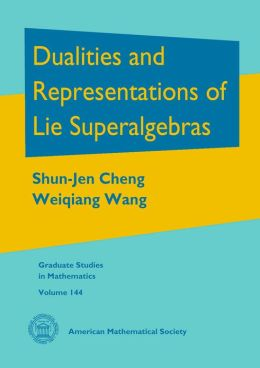 Dualities and Representations of Lie Superalgebras