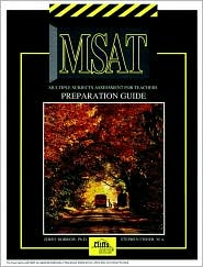 MSAT: Cliffs Preparation Guide (Multiple Subjects Assessment for Teachers)