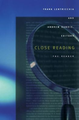 Close Reading: The Reader