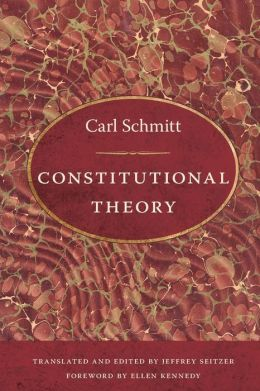Constitutional Theory