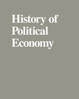 The Role of Government in the History of Economic Thought: 2005 Supplement