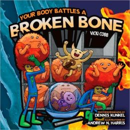 Your Body Battles a Broken Bone