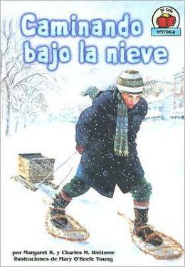 Caminando bajo la nieve (the Snow Walker)