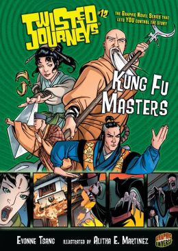 Kung Fu Masters (Twisted Journey Series #12)