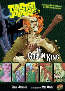 The Goblin King (Twisted Journeys Series #10)
