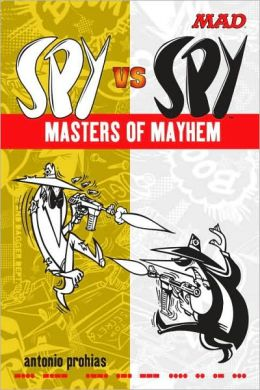 Spy vs Spy Masters of Mayhem