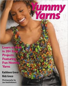 Yummy Yarns: Learn to Knit in 20 Easy Projects